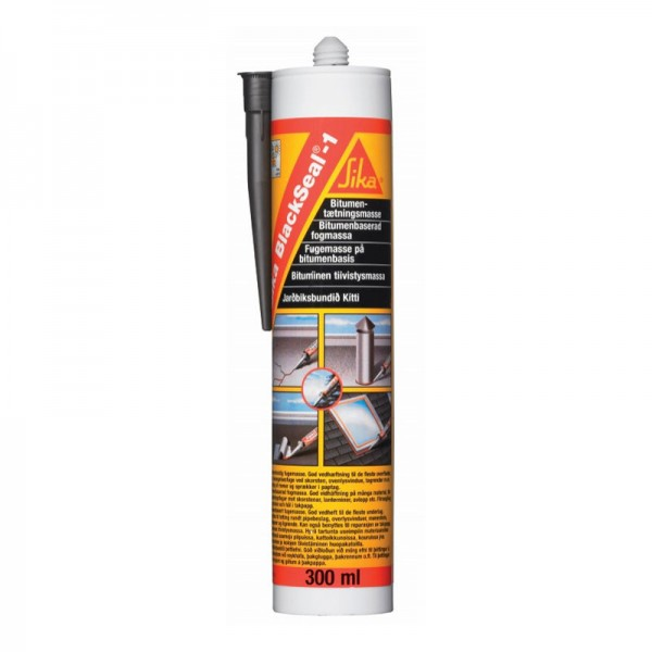 SIKA-BLACK SEAL 300 ML