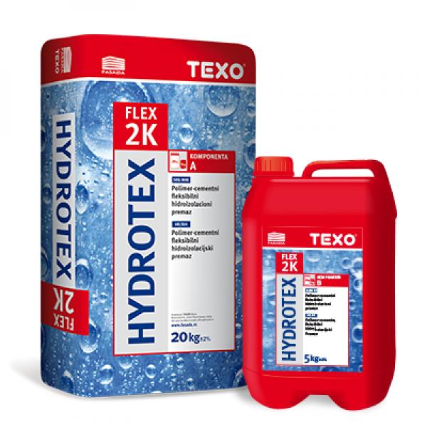 TEXO-HYDROTEX FLEX 2K 20+5KG