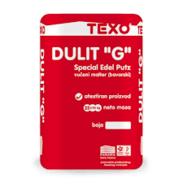 TEXO-DULIT FULL 1.5MM 25 KG