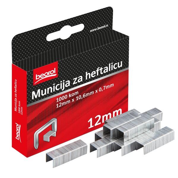 BAL-MUNICIUJA ZA HEFTALICU 12MM 1000/1