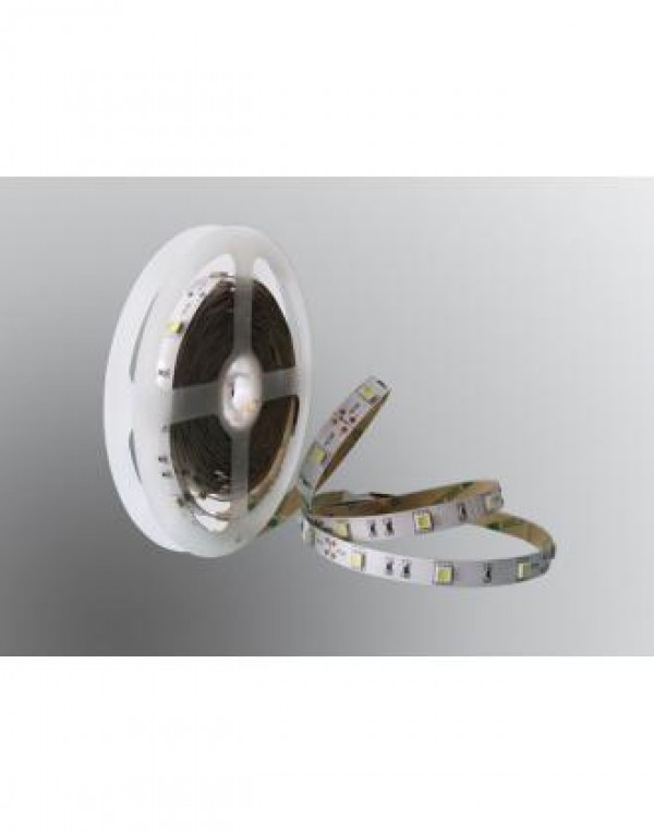 BB-LED TRAKA 40.0055/KU-5050AD-30D-W IP20 5M 7.2W/M