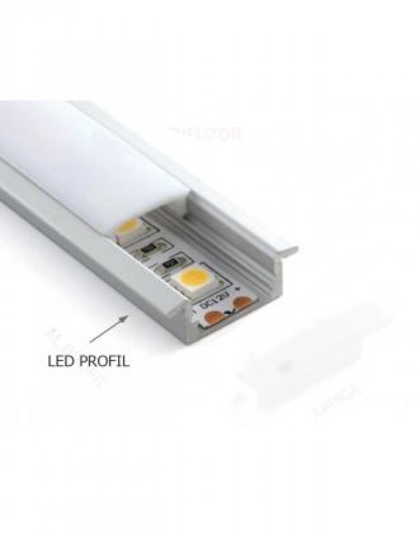 BB-LED PROFIL 04.0327/LL-ALP001-R