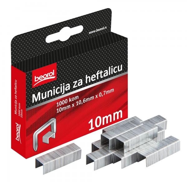 BAL-MUNICIJA ZA HEFTALICU 6MM 1000/1