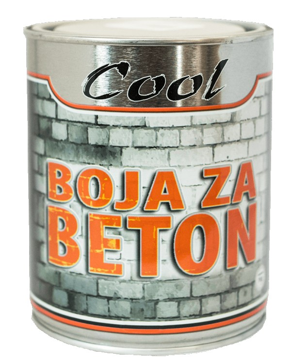 COOL-NIT.BOJA ZA BET.BRAON 1KG