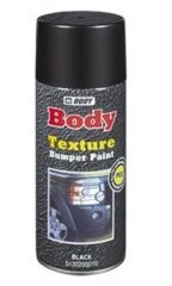 BODY-BUMPER SPRAY-TEXTURE 400 ML