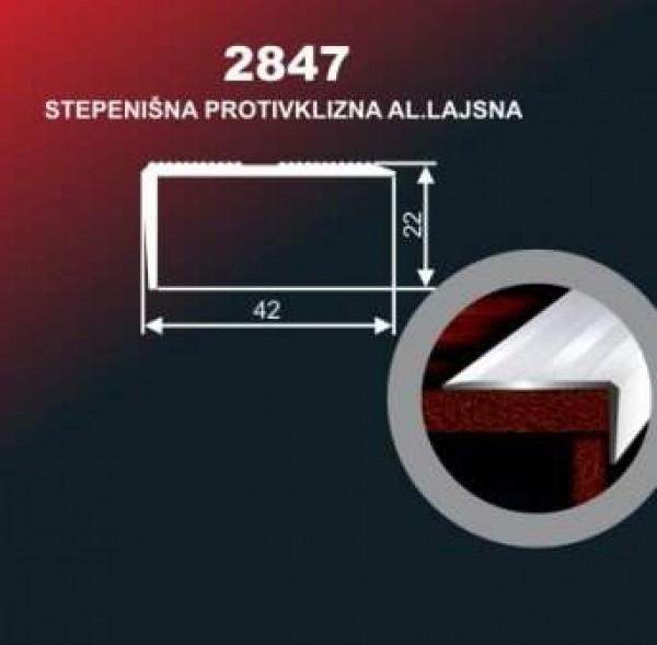DO-ALU LAJSNA 2847/SR-1005 2.7M