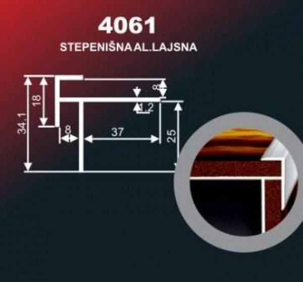 DO-ALU LAJSNA 4061/SR-1013 2.7M