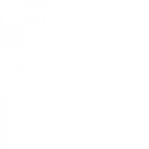 P.P. PLAIN WHITE ITACA 60X120CM/A-35%-4130