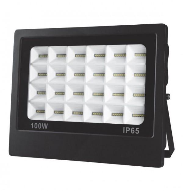BOMAX-REFLEKTOR LED SMD 100W 6000K CRNI-630500105