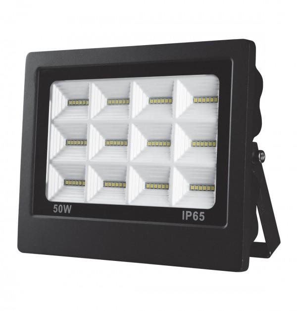 BOMAX-REFLEKTOR LED SMD 50W 6000K CRNI-630500103