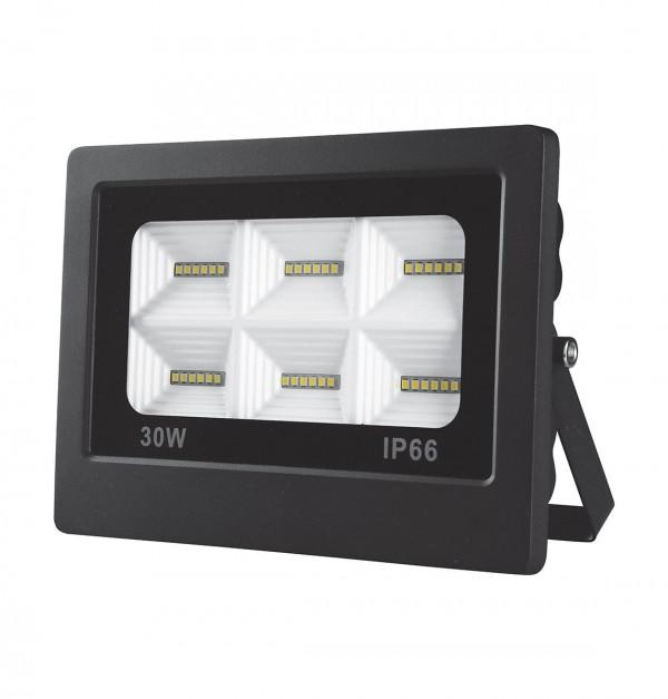 BOMAX-REFLEKTOR LED SMD 30W 6000K CRNI-630500101