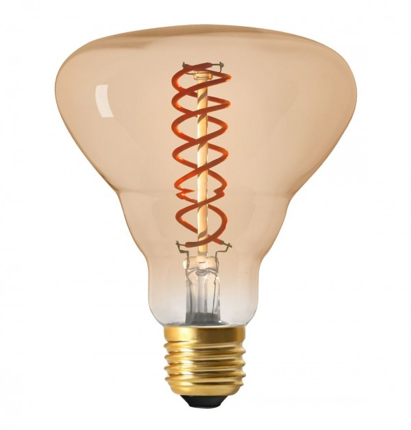 BOMAX-FILAMENT LED E27 4W 2000K BR30 SPIRAL-630700012
