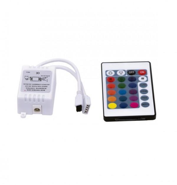 LYNCO-630903002 KONTROLER ZA RGB LED TRAKU 72W