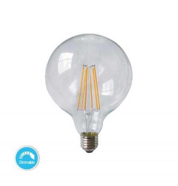BB-LED SIJ.FILAMENT G95 4W 2700K E27 DIM 05.0360