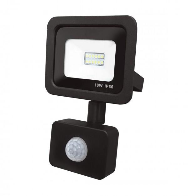 BOMAX-REFL.LED SMD 10W CRNI GR1047 SA SENZ.-630500211