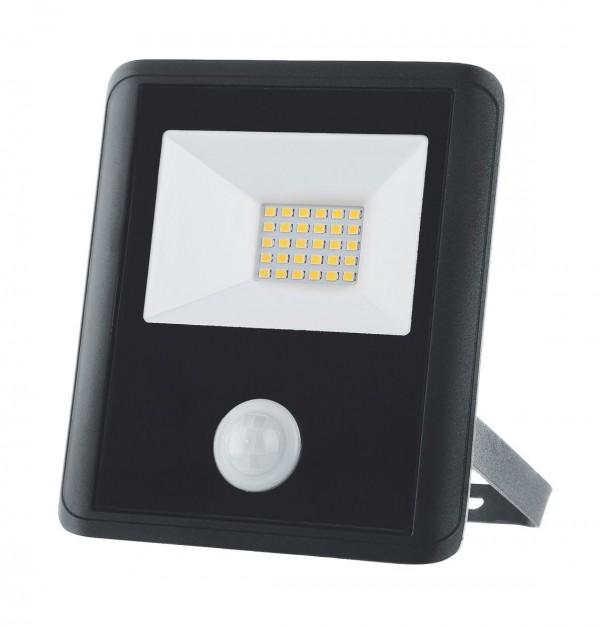 BOMAX-REFL.LED SMD 20W CRNI SA FIX.SENZ.-630500132