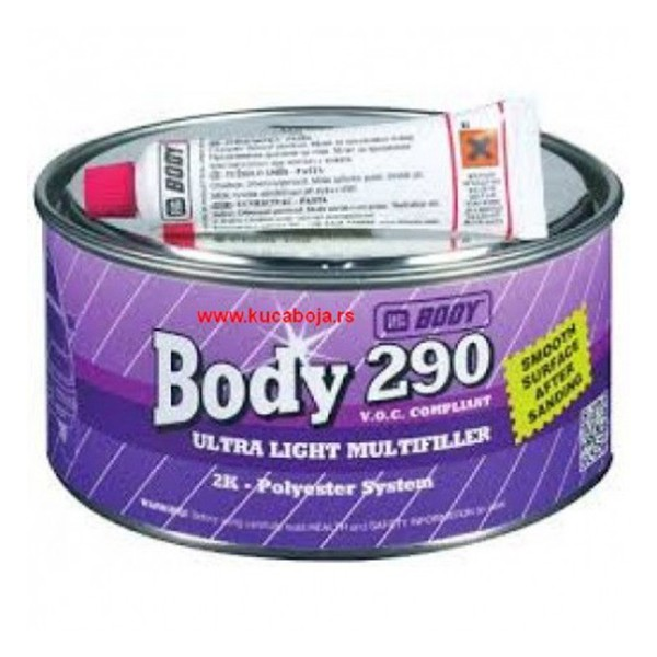 BODY-MULTIFINE 290 1/1