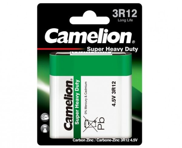 CAME-CA3R12 BATERIJA SUPER HD 3R12 4.5V