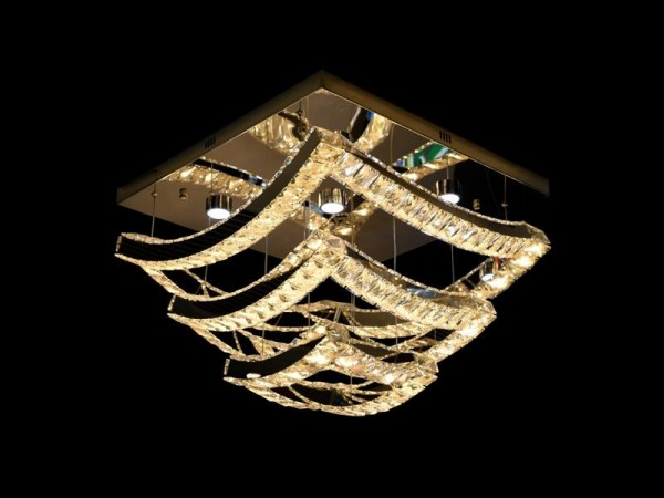 BB-VESTA 222 LUST.LED 92W 3000-6500K 50.0508 KRISTAL