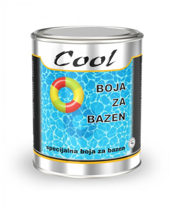 COOL-BOJA ZA BAZEN 1KG