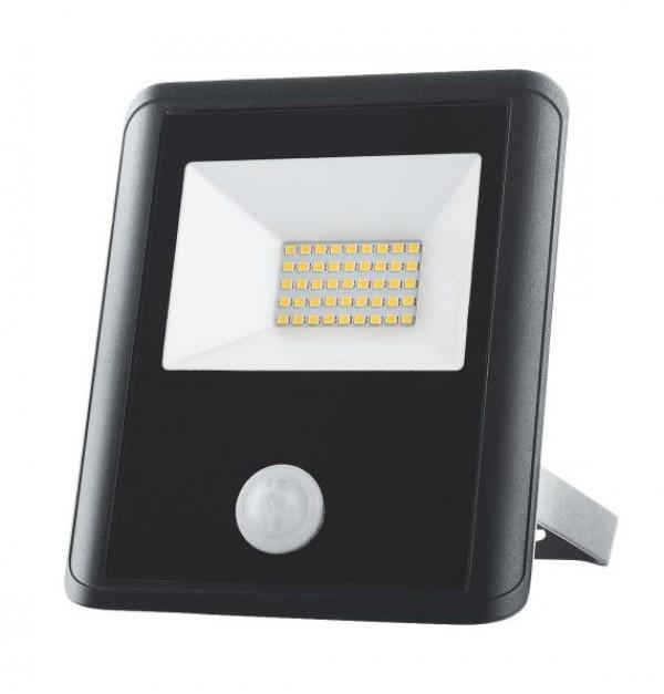 LYNCO-630500133 REFLEKTOR LED SMD 30W CRNI SA FIX SENZ.