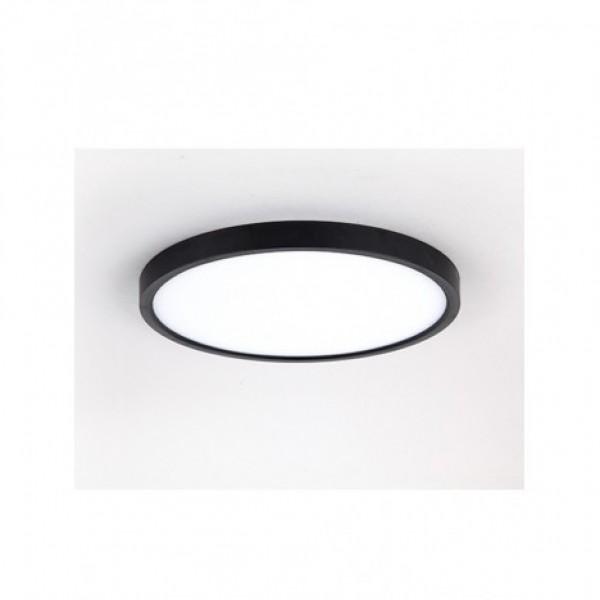 BB-LED PLAFONJERA GALAXY 1 BLACK 20W 3000K-6500K 04.0047