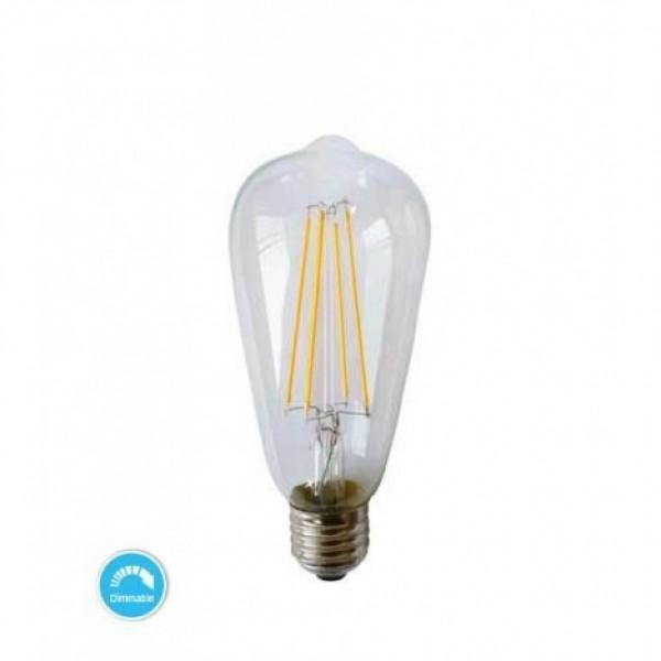 BB-LED SIJ.FILAMENT ST64 4W 2700K E27 DIM 05.0359