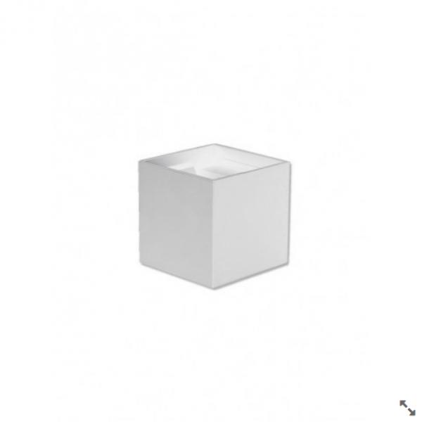 BB-LED SVET.JM-012 ZIDNA 2X3W 3000K WHITE 05.0164