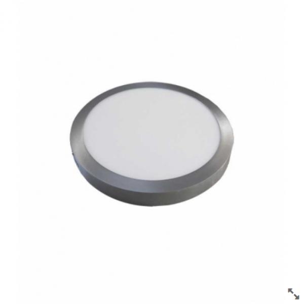 BB-LED PANEL KA-C5 24W 6500K MATT-CHROME 34.0068