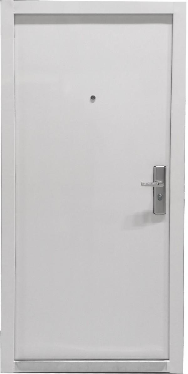 KU-WHITE FLAT/L/7CM/900
