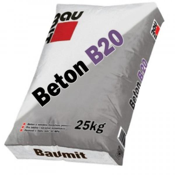 BAUMIT-BETON B20. 25kg