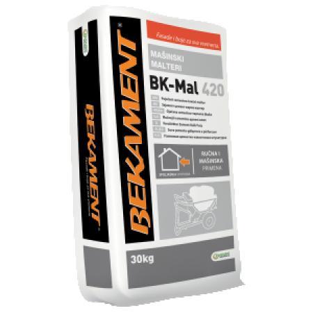 BANJA-Masinski malter-420 30/1
