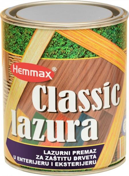 HEMMAX LAZUR CLASSIC 5l-5 PLAVI