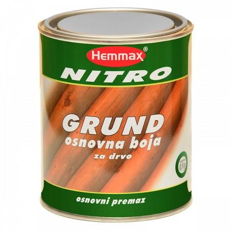 HEMMAX NITRO GRUND ZA DRVO 25kg OKER