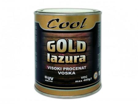 COOL-GOLD LAZUR 2.5L- 05 PLAVI
