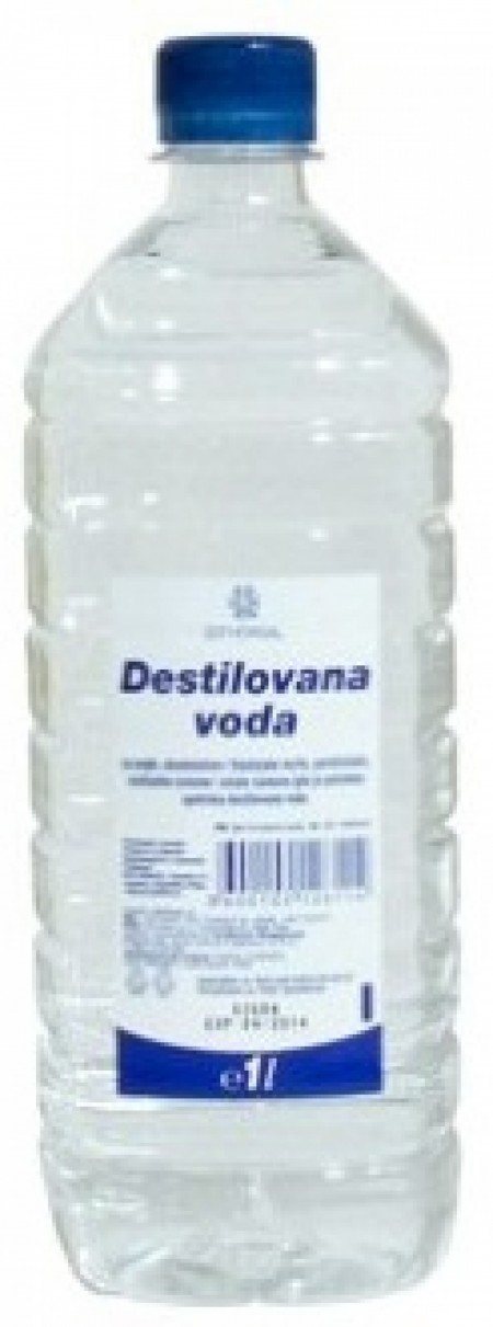 DESTILISANA VODA 0.9
