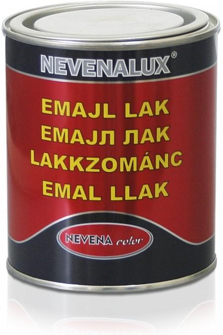 NEVENA LUX EMAJL LAK  0.75l-CRNI MAT