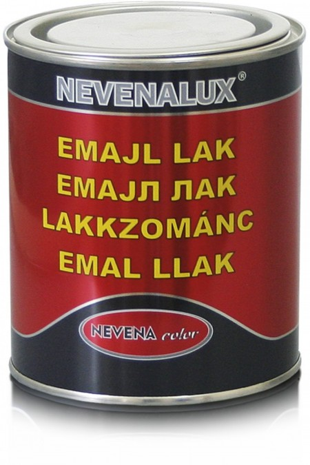 NEVENA LUX EMAJL LAK  0.75l-TAMNO BRAON