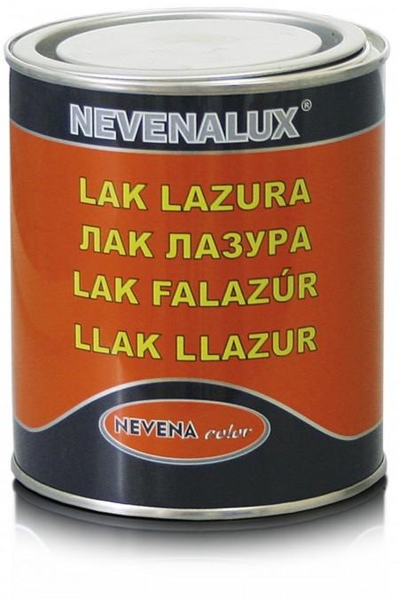 NEVENA LUX LAK LAZURA 0.75l-MAHAGONI