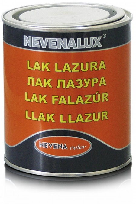 NEVENA LUX LAK LAZURA 2.5l-MAHAGONI