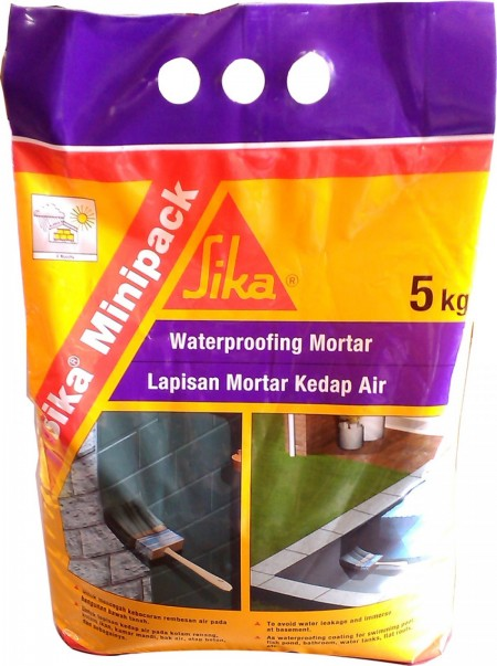 SIKA-MINIPACK WATERPOOFING 5/1