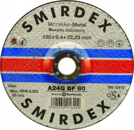 SMIRDEX BRUSNA PLOČA 125X6.0