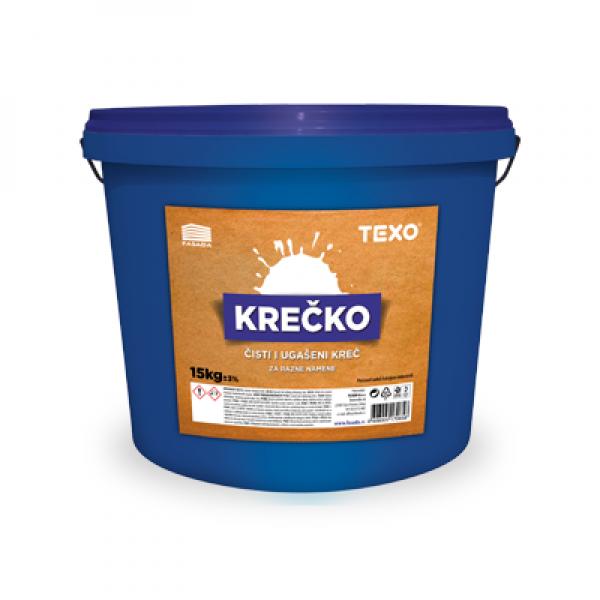 TEXO-KRECKO 15KG